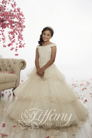 Tiffany Princess - Dress Style 13517