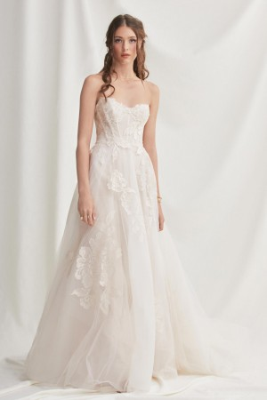 Willowby - Dress Style 52707 Harmony
