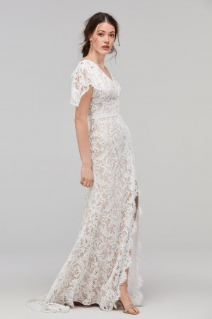 Willowby 59105 Udara A Line Wedding Dress