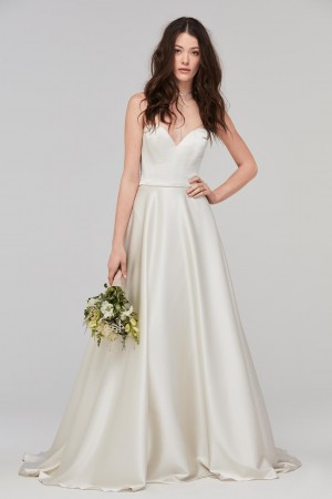 Willowby 59300 Hava Strapless Bridal Dress