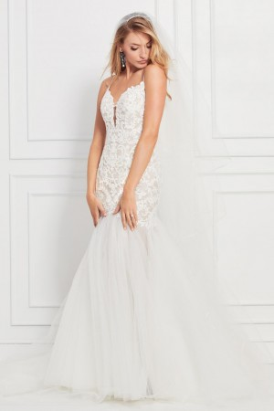 WTOO - Dress Style 12104B Synclaire Beaded