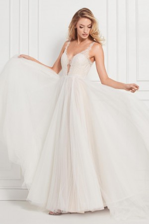 WTOO - Dress Style 12700B Janella Beaded