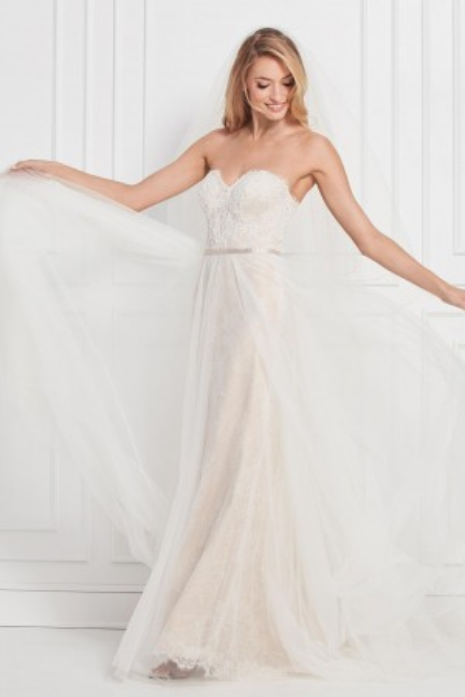 WTOO - Dress Style 12707B Gennessy Beaded