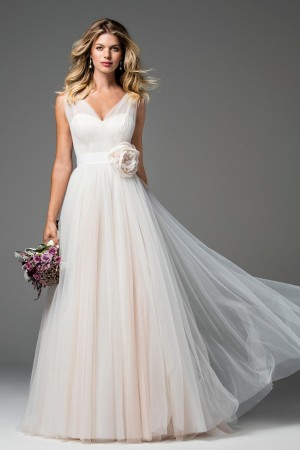 WTOO 18610 Agnessa Wedding Dress