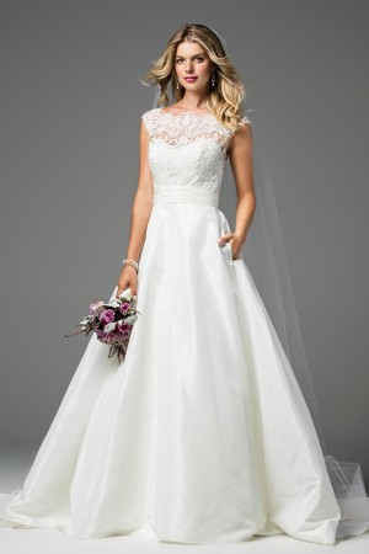 WTOO 18722 Chase Wedding Dress
