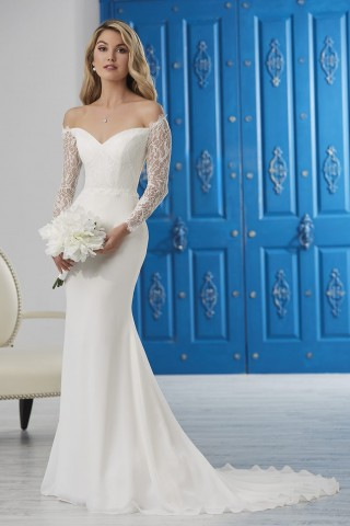 Simple Wedding Dresses Casual Informal Bridal Gowns
