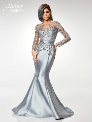 long sleeve elegant dresses for special occasions