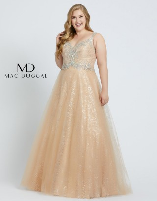plus size prom dresses  madamebridal