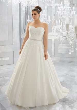 Mori Lee 3224 Mabel Wedding Dress