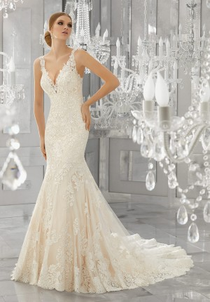 Mori Lee 8186 Madora Wedding Dress