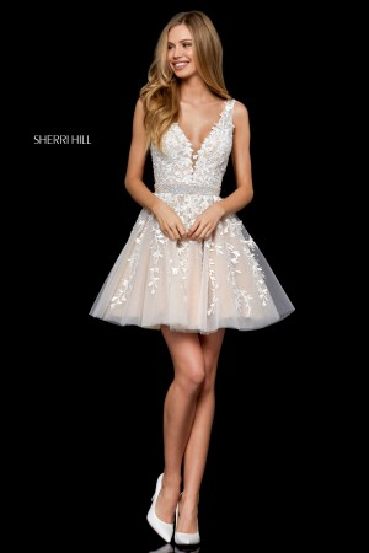 Sherri Hill 52157 Short Prom Dress