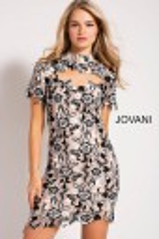 Jovani - Dress Style M55324