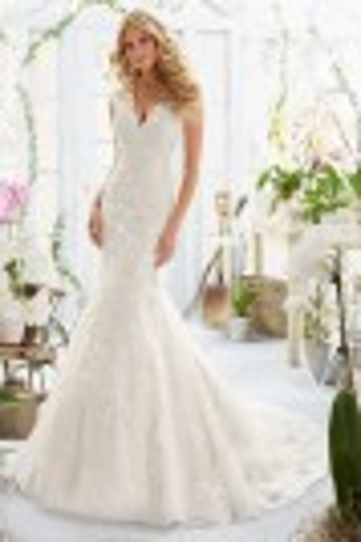 Mori Lee 2806 Wedding Dress
