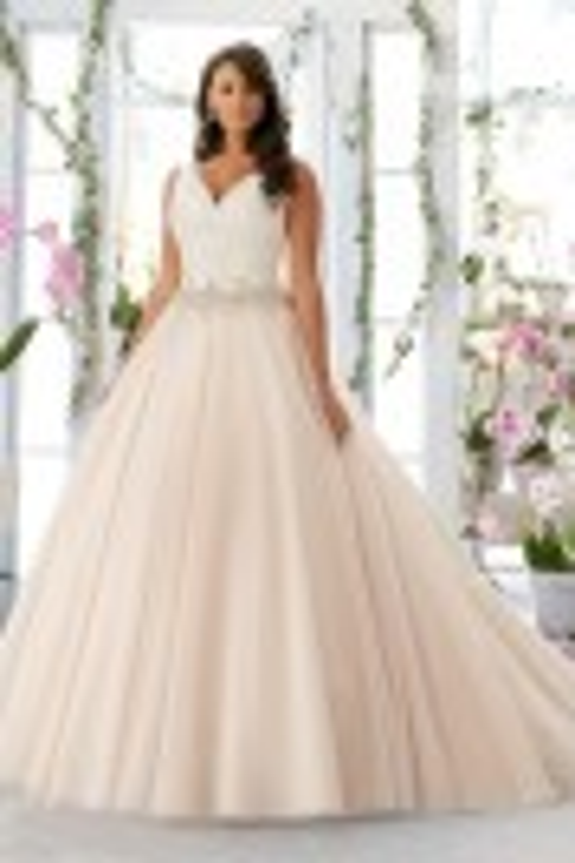 Mori Lee 3198 Wedding Dress