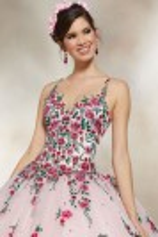 Mori Lee - Dress Style 34007