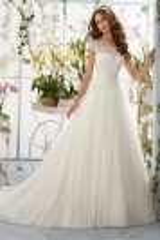 Mori Lee 5403 Wedding Dress