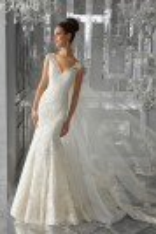 Mori Lee 5562 Monet Lace Wedding Dress