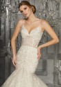Mori Lee 8176 Mihailia Wedding Dress