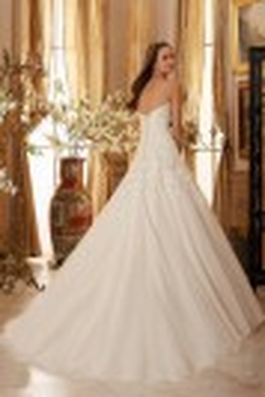 Mori Lee Blu 5470 Wedding Dress