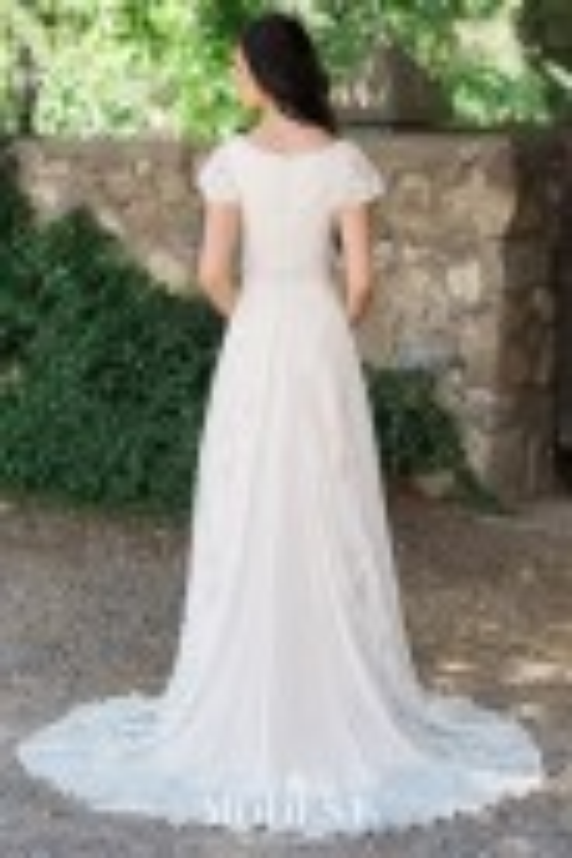 Modest Bridal by Mon Cheri - Dress Style TR11985
