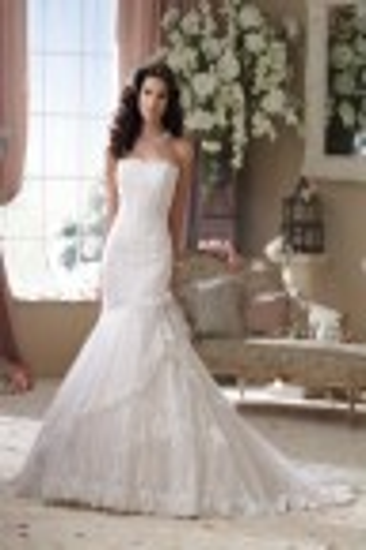 Martin Thornburg for Mon Cheri 114291 Rosamund Wedding Dress