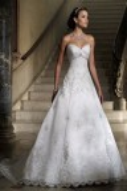 David Tutera 213241 Justine Wedding Dress