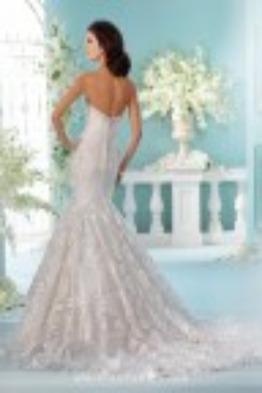 David Tutera 216245 Minjonet Wedding Dress