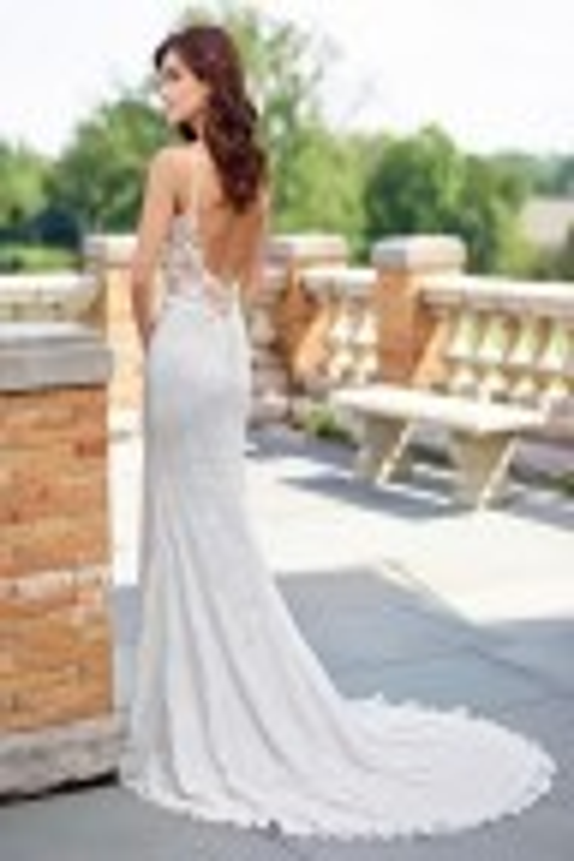 Enchanting by Mon Cheri 117190 Wedding Dress