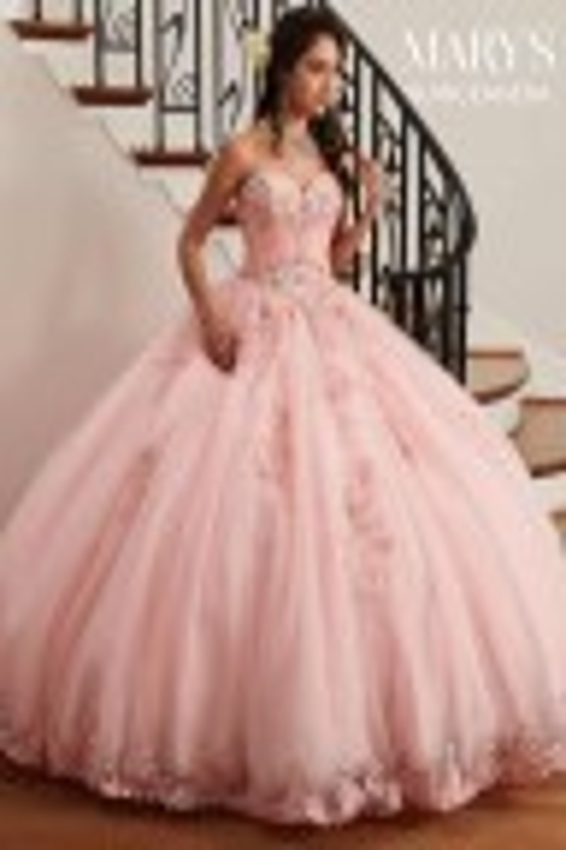 Marys Bridal - Dress Style MQ2036