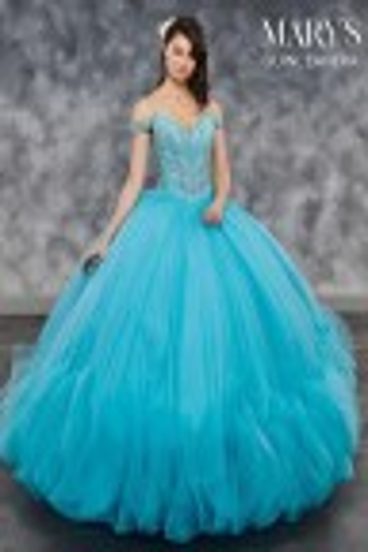 Marys Bridal - Dress Style MQ2041