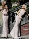 Jovani 60139 Off-The-Shoulder Prom Dress