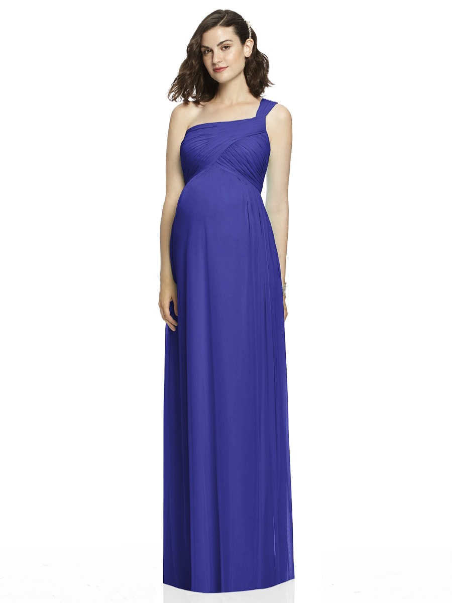 Dessy M427 Maternity Bridesmaid Dress | MadameBridal.com