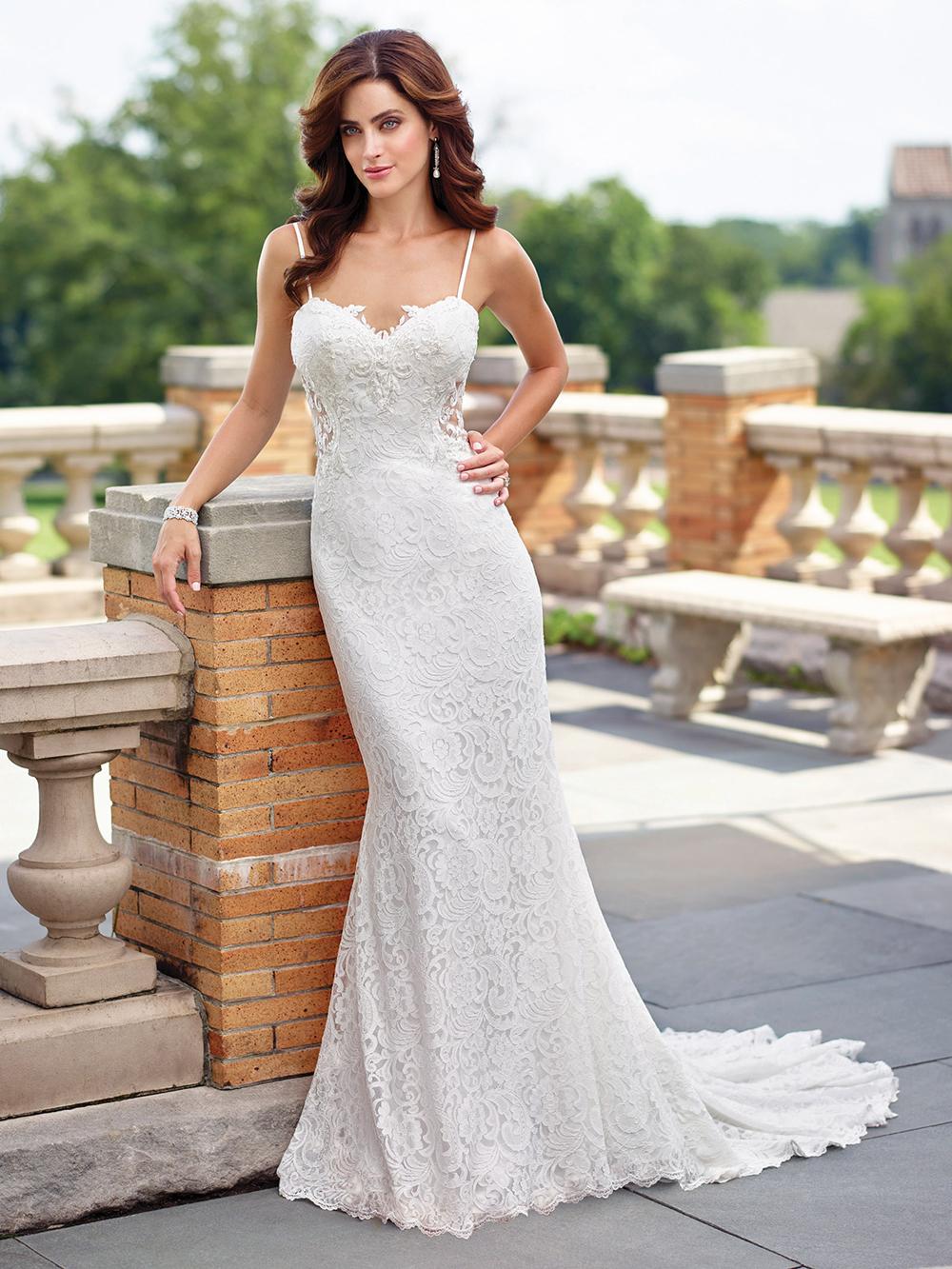 Enchanting By Mon Cheri 117190 Wedding Dress Madamebridal