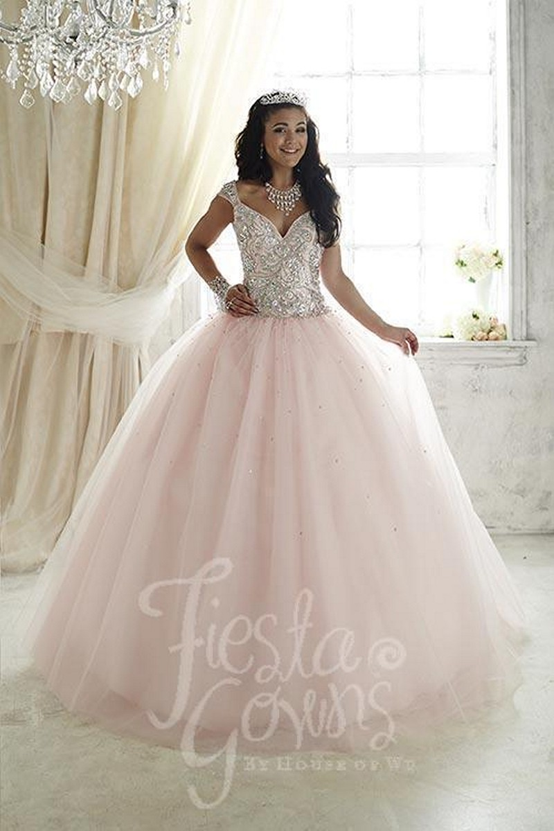 House Of Wu 56293 Quinceanera Dress Madamebridal Com