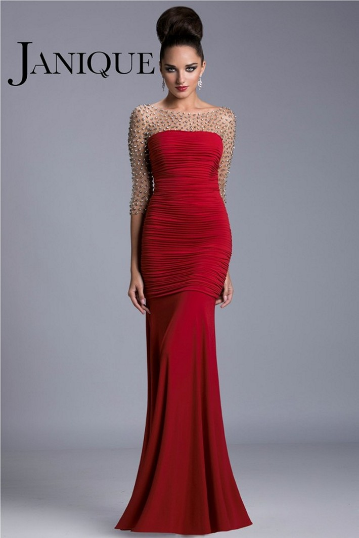 Janique K60375 Prom Dress Madamebridal Com