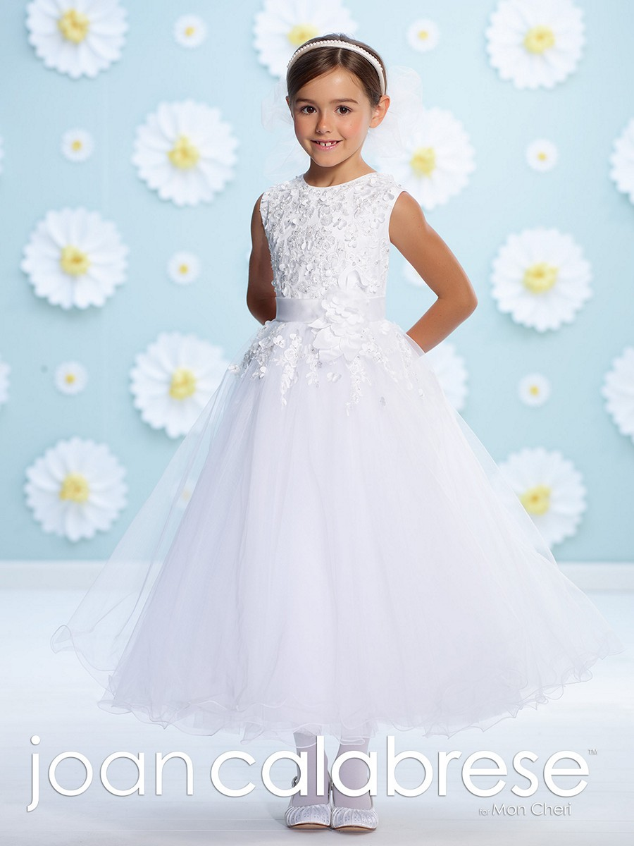 Joan Calabrese 116364 Flower Girl Dress Madamebridal Com