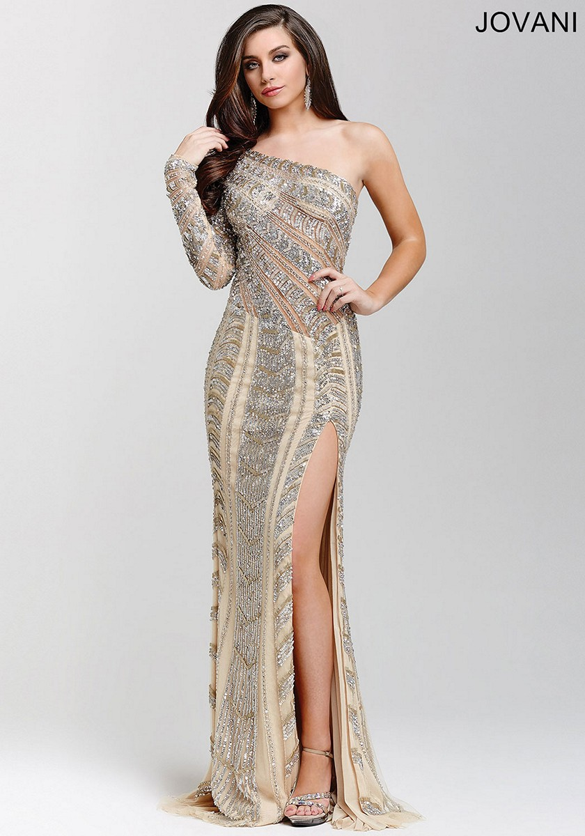 Jovani 29341 Prom Dress | MadameBridal.com