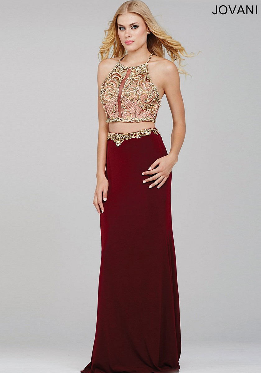 Jovani 33493 Prom Dress | MadameBridal.com