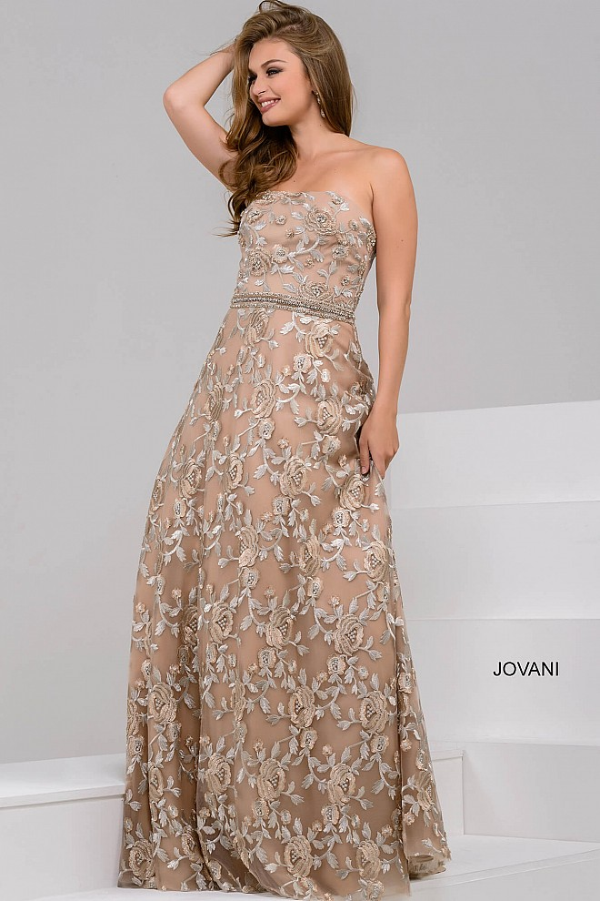 Jovani 41745 Evening Dress | MadameBridal.com