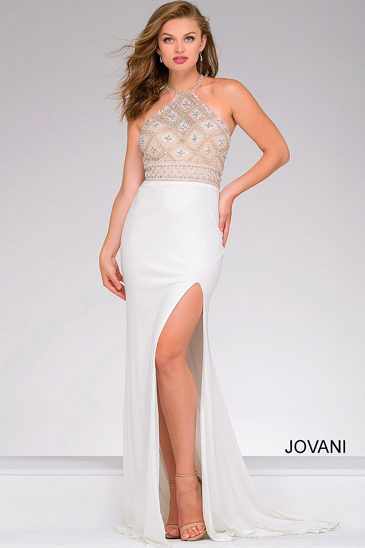 Jovani 45828 Prom Dress | MadameBridal.com