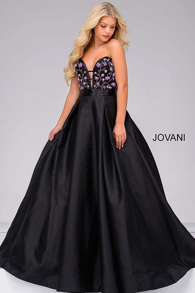 Jovani 46771 Prom Dress | MadameBridal.com