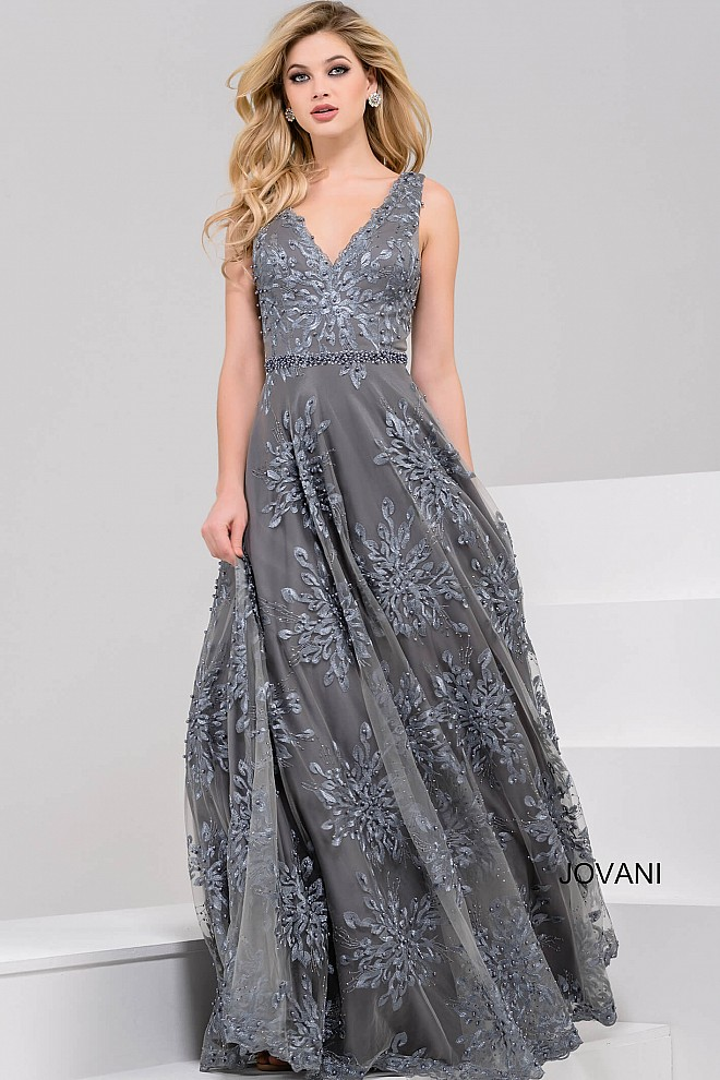 Jovani 47770 Evening Dress | MadameBridal.com