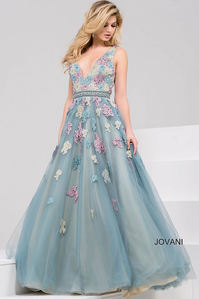 Jovani evening dress madamebridal