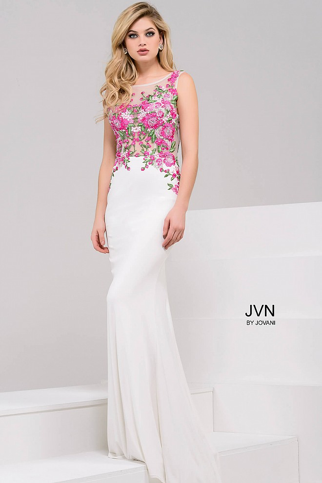 Jovani JVN50045 Prom Dress | MadameBridal.com