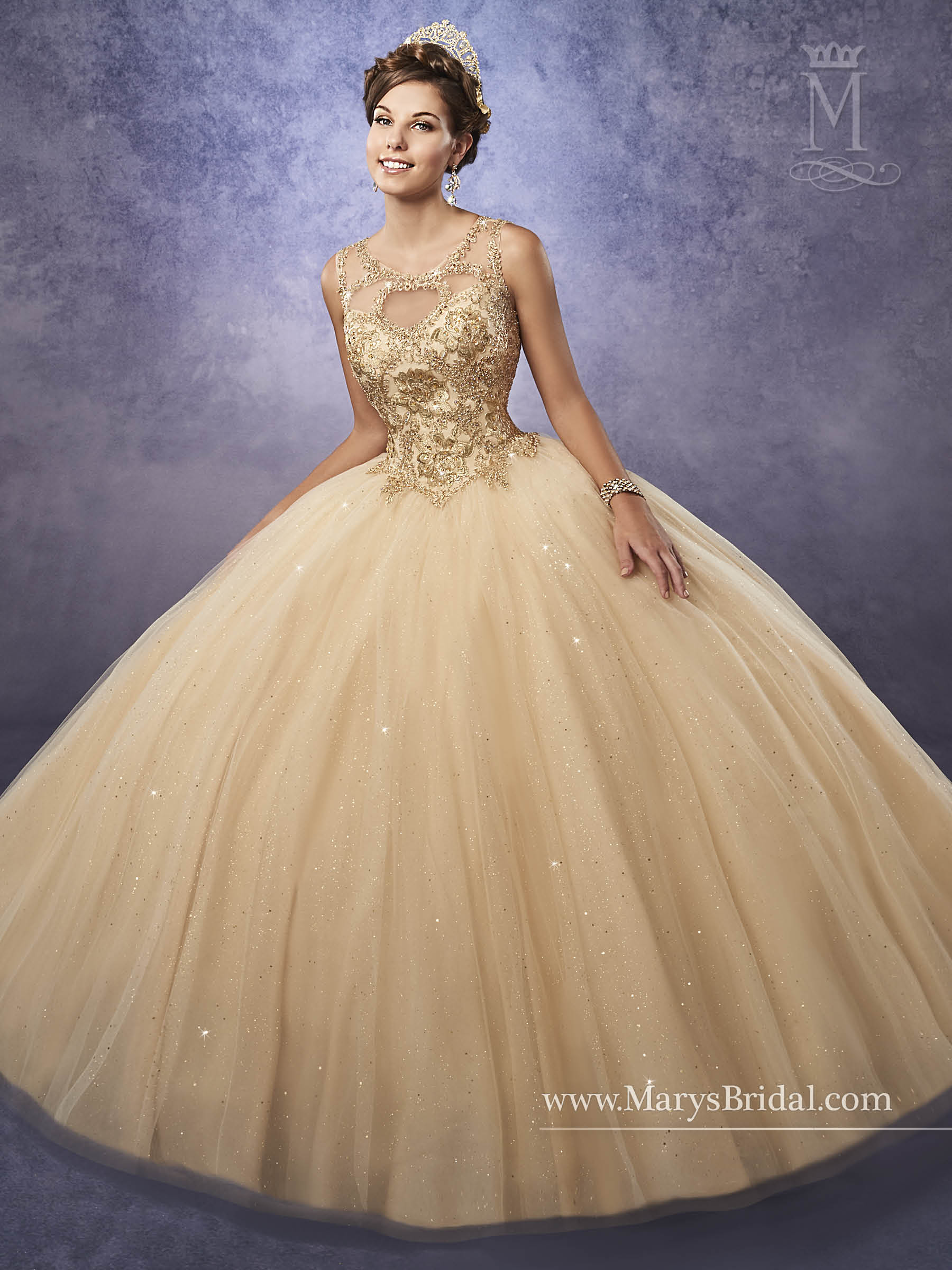 Marys Bridal 4q496 Quinceanera Dress Madamebridal Com