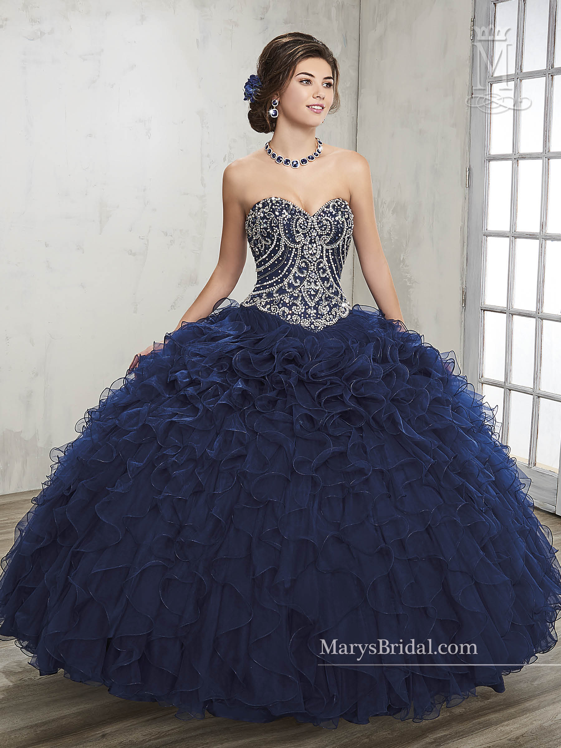 Marys Bridal 4Q504 Quinceanera Dress | MadameBridal.com