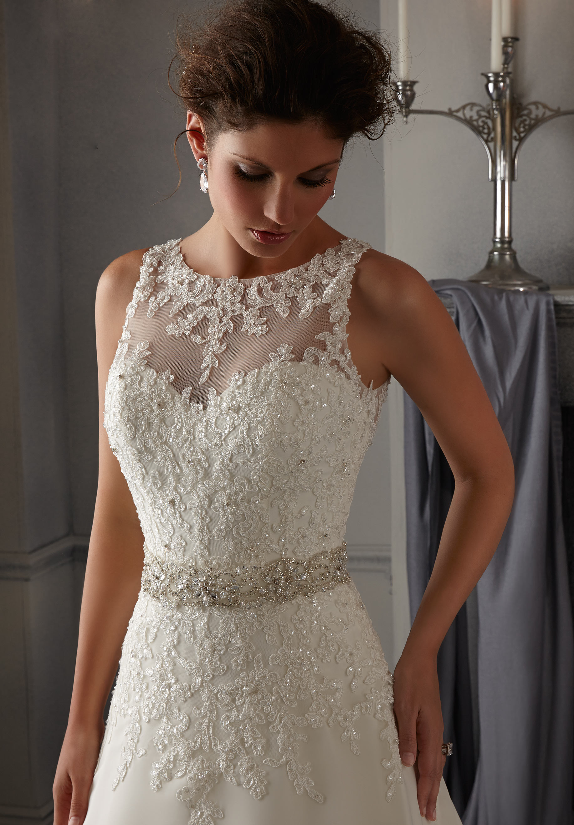 wedding gowns with sashes belts for wedding dresses Mori Lee Wedding Dress Sashmadamebridal