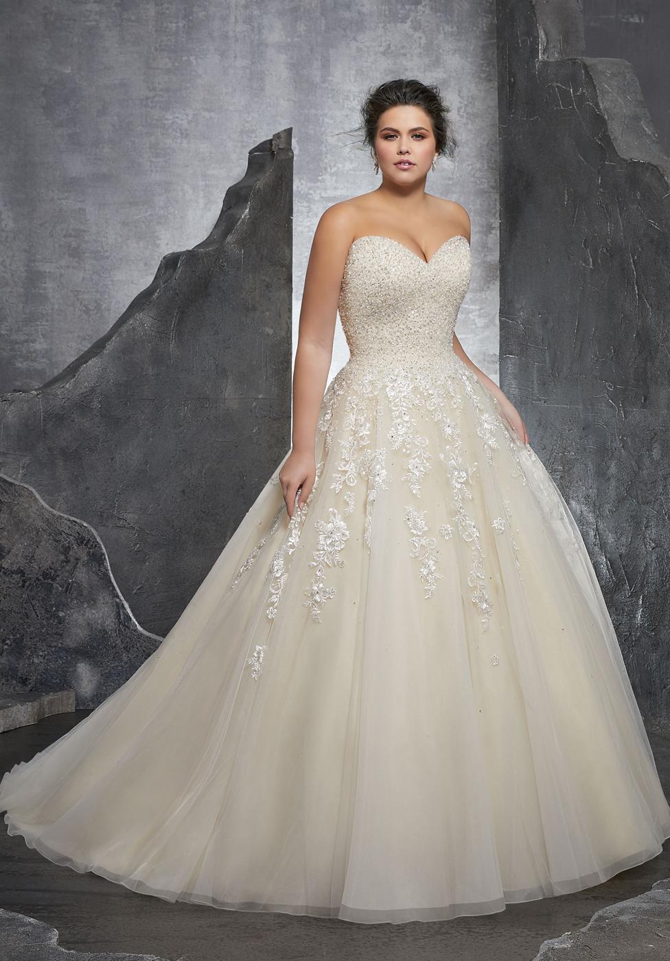 Mori lee kasmira style 3238 dress for Free plus size wedding dress catalogs