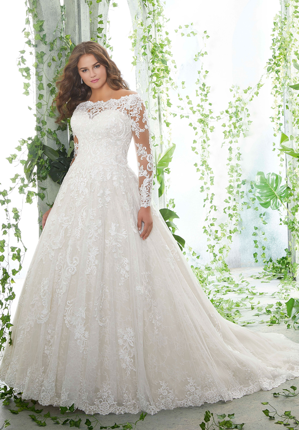 Mori Lee 3258 Patience Dress - MadameBridal.com
