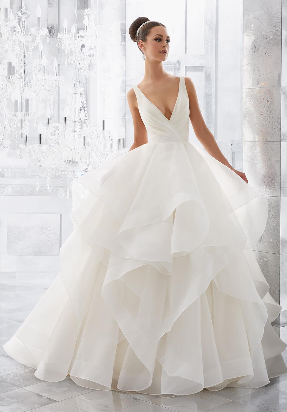 Mori Lee 5577 Milly Wedding Dress Madamebridal Com
